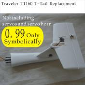 Traveler T1160 T-Tail Replacement
